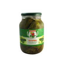 "Огурцы ""Огонек"" консервированн 990 мл"