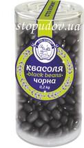 Фасоль (Сто пудов) черная 200 г (тубус) (4)