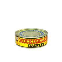 """Паштет """"Онисс"""" 240 г """"Московский"""