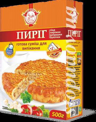 """Дегустация смеси для выпечки """"Пирог"""" от ТМ """"Сто Пудов"""""""
