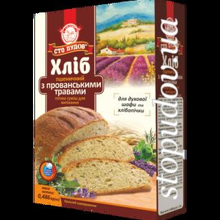 """Дегустация """"Хлеб пшеничный с прованскими травами"""""""