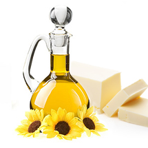 Растительное масло, маргарин