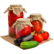 Овощная консервация