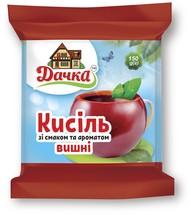 "Кисель вишня ""Дачка"" 150 г,брикет (12)"