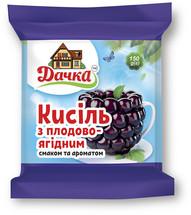"""Кисель плод-ягодный """"Дачка"""" 150 г,брикет (12)"""